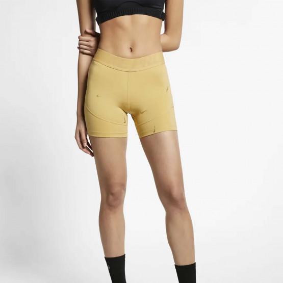 "Nike Pro Women's 5""/13cm Metallic Shorts"