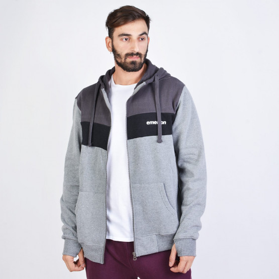 Emerson Men's Hooded Zip up Sweat