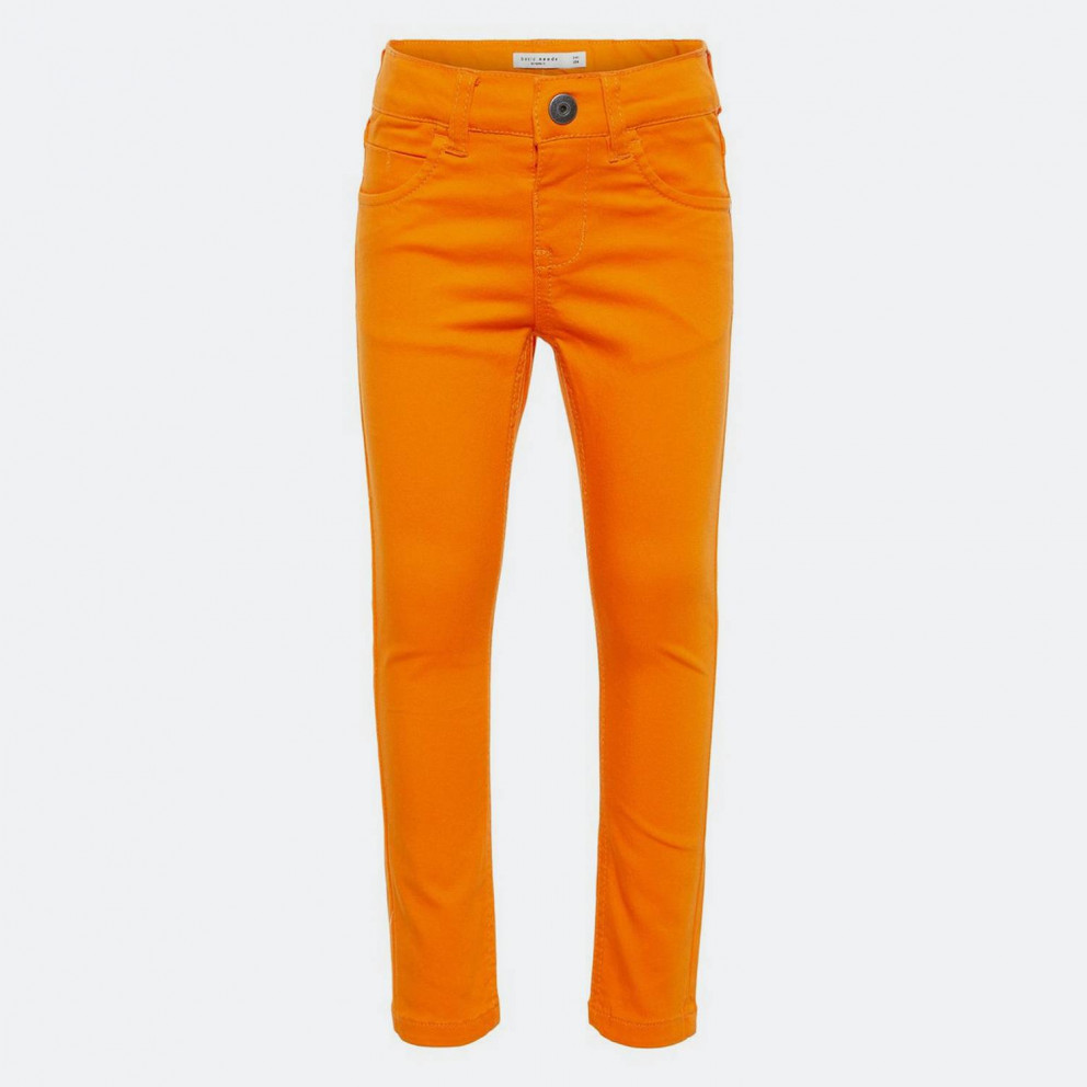 Name it Mini X- Slim Fit Twill Trousers