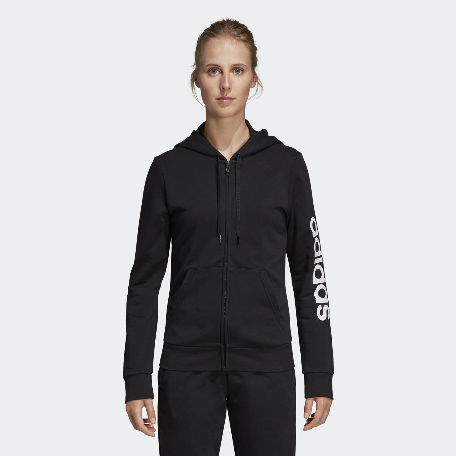 adidas Performance Essentials Linear Γυναικεία Ζακέτα (9000032226_1480)