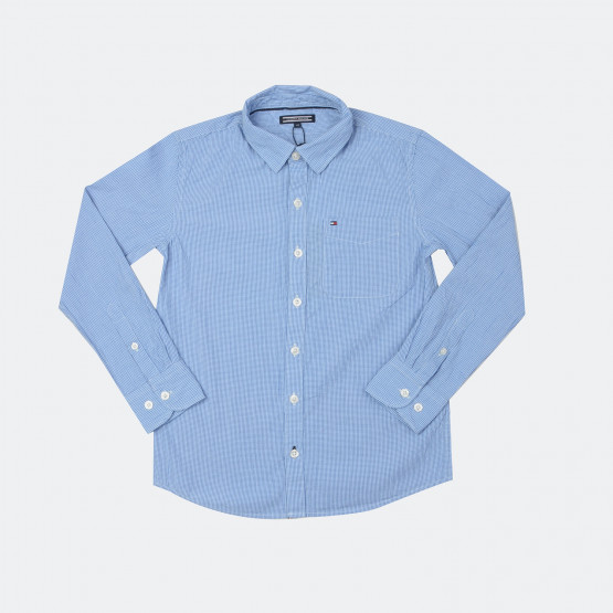Tommy Jeans Mini Check Shirt