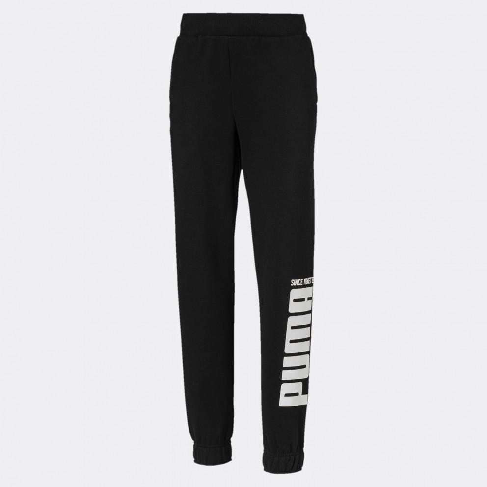 Puma Kid's Rebel Bold Pants Fl
