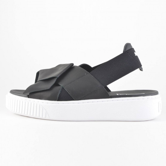 Puma Platform Leather Women's Sandals