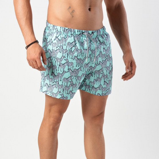 Shiwi Swim Shorts Zebra