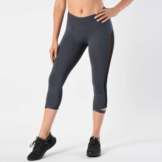 Body Action Women Cut It Out Capri Leggings