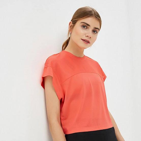 Nike Women'S Dri-Fit Short SLeeve Top - Γυναικείο Μπλοζάκι
