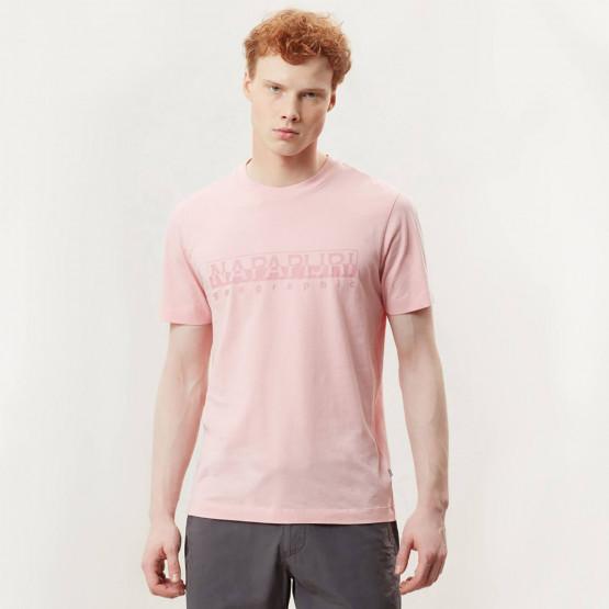 Napapijri Men's Sevora T-shirt - Ανδρική Μπλούζα