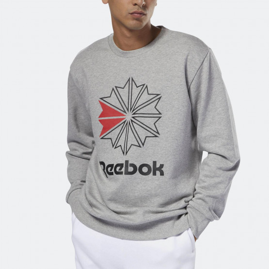 Reebok Classics French Terry Big Iconic Crewneck