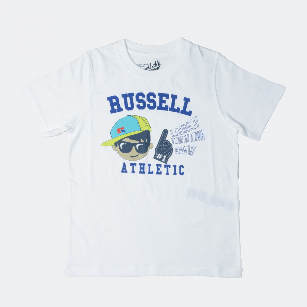 Russell Athletic  Touchdown   Βρεφικό T-Shirt