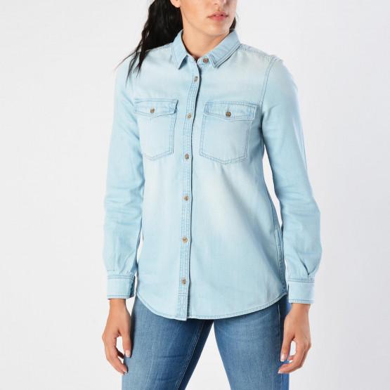 Tommy Jeans Women's Denim Shirt