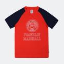 Franklin & Marshall Contrast Sleeve Tee | Παιδικό T-shirt