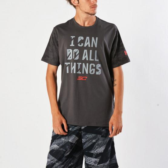 Under Armour Men's SC30 Short Sleeve T-Shirt