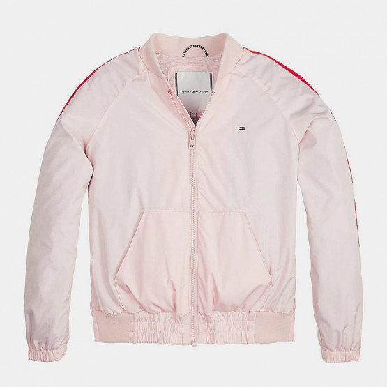 Tommy Jeans Kid's Essential Tape Jacket - Παιδική Ζακέτα