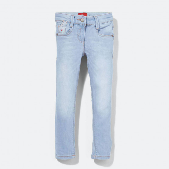 S.Oliver jeans with rhinestones