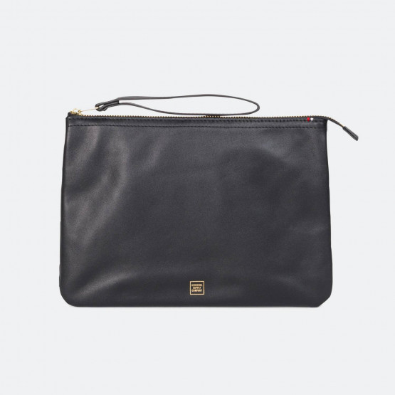 Herschel NAPA LEATHER XL CLUTCH