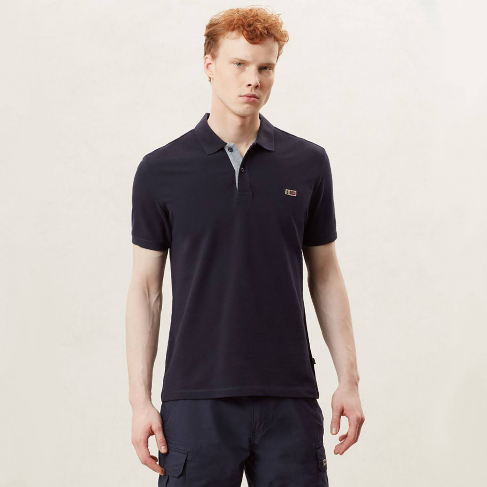 Napapijri Men'S Short SLeeve Polo Taly