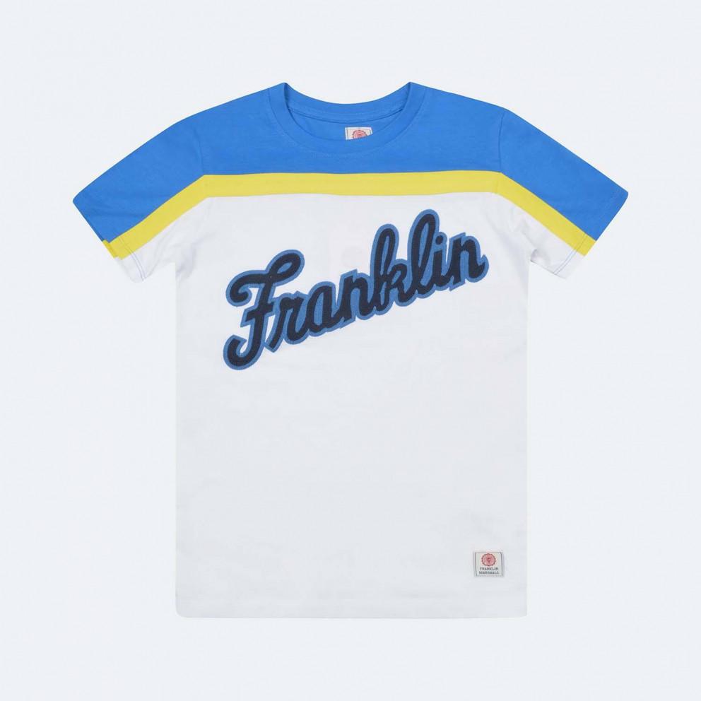 Franklin & Marshall Kid's Logo Tee