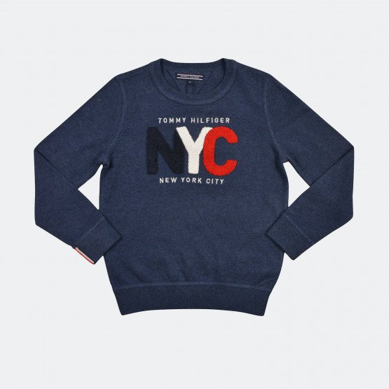 Tommy Jeans Cotton Jumper