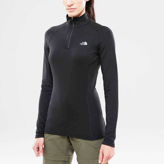THE NORTH FACE Women's Isothermal Warm Long SLeeve Zip