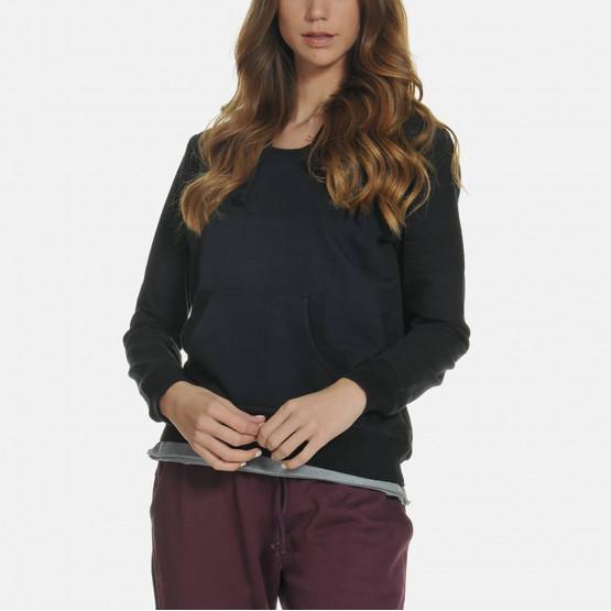 BODYTALK Hood Zip Sweater - Γυναικείο Φούτερ