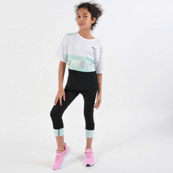 Puma Girls Modern Sports Boyfriend Tee