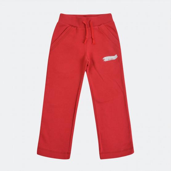 Champion Straight Hem Pants |Παιδικό Παντελόνι Φόρμας
