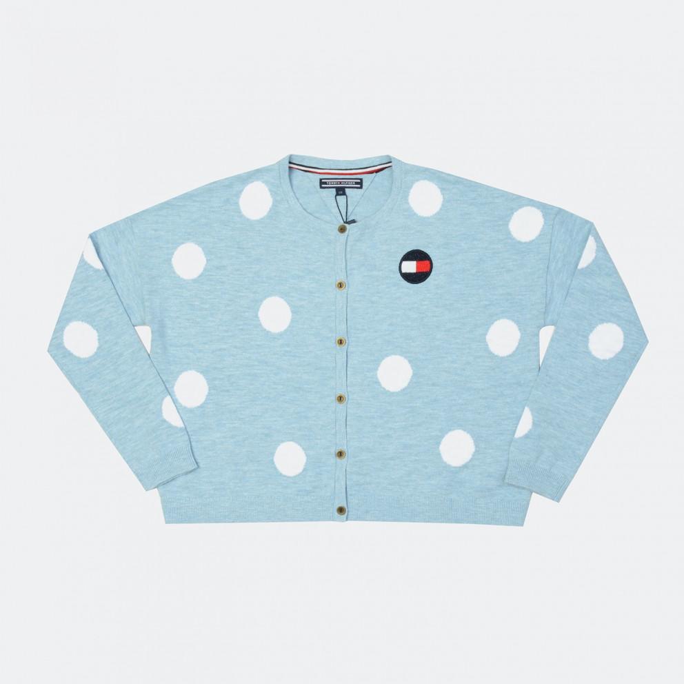 Tommy Jeans Snappy Dot Cardigan