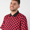 Vans Men's Checkeboard Short Sleeve Buttondown Shirt