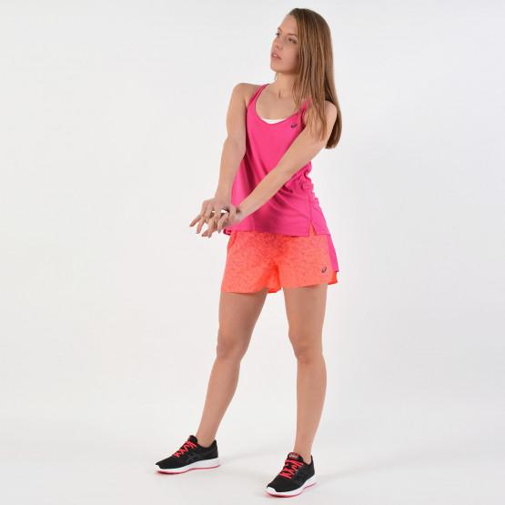 Asics 3.5inch Printed Women's Shorts - Γυναικείο Σορτσάκι