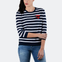 Tommy Jeans Stripe Badge | Women's Jumper