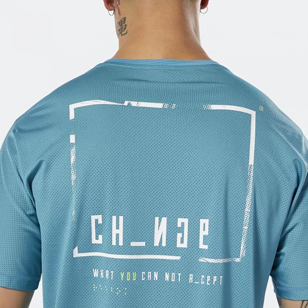 Reebok Men's Training Activchill Graphic Tee - Ανδρικό Μπλουζάκι