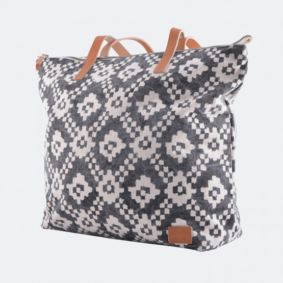 TOMS PATTERNED TOTE | Large