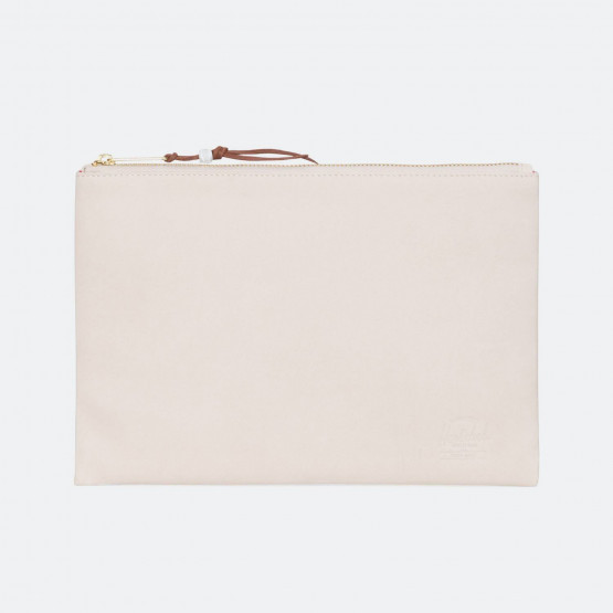 Herschel Large Leather Pouch