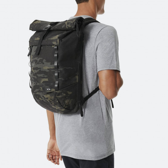 Oakley Voyage Roll Top Multi Camo Large Backpack
