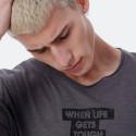 Bodytalk Men's Glove T-Shirt - Ανδρικό Μπλουζάκι