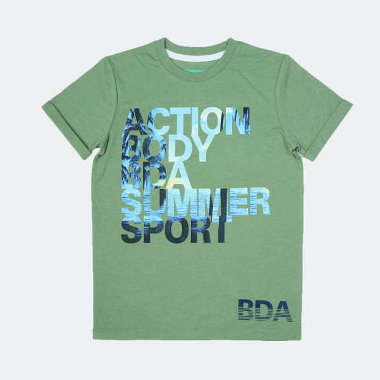 Body Action Boys Short Sleeve T-shirt