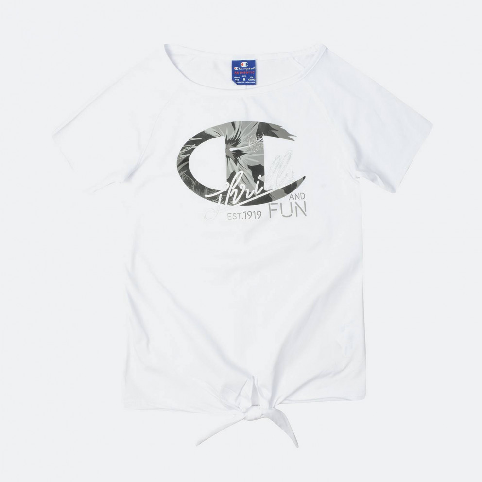 Champion Crewneck | Kid's T-Shirt