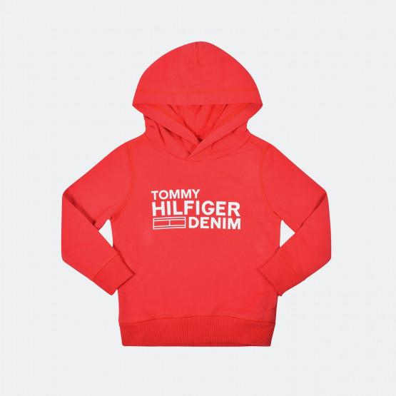 Tommy Jeans AME HILFIGER HD HWK L/S