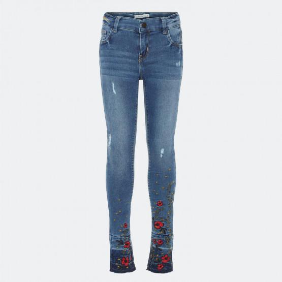 Name it Kids Slim Fit Sweat Denim Jeans