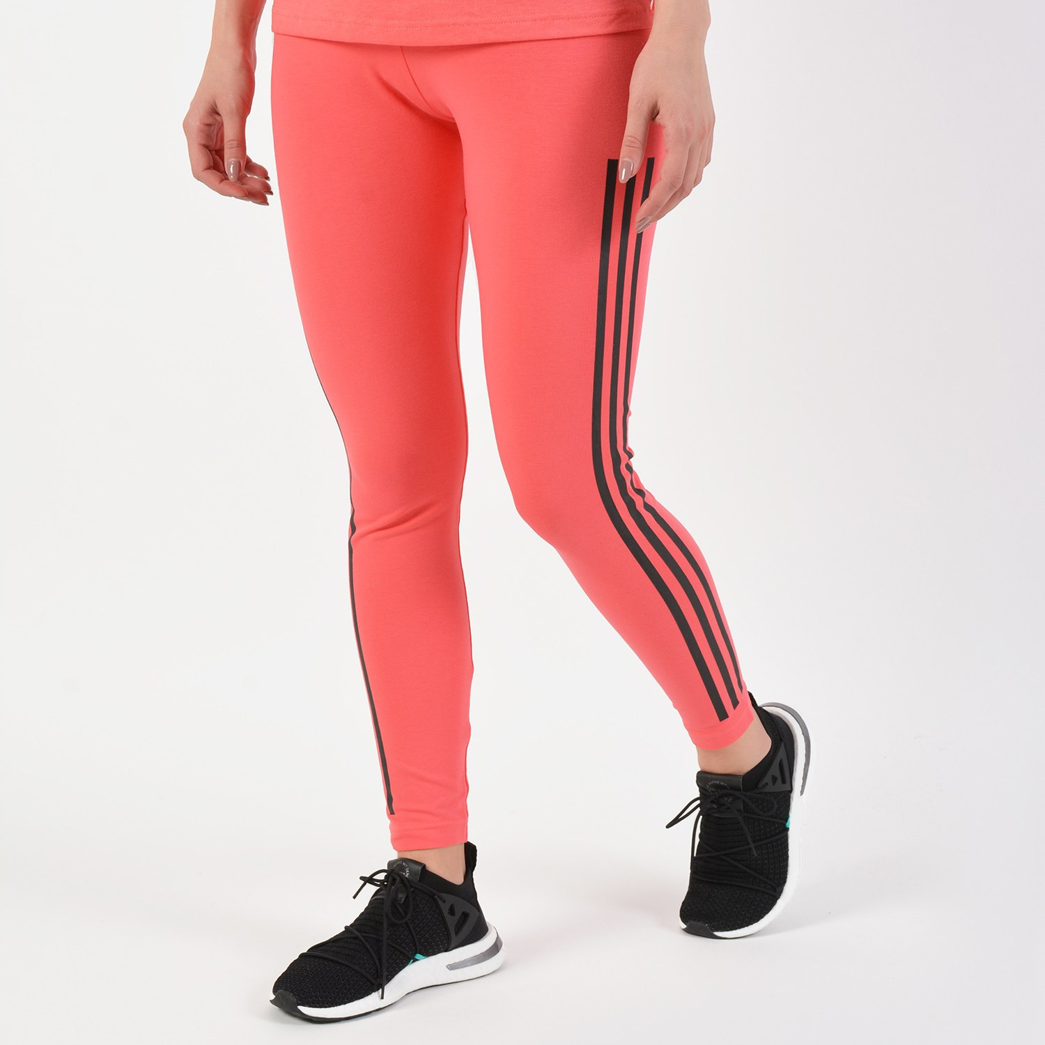 adidas Must Haves 3-Stripes Tights - Γυναικείο Κολάν (9000023307_37151)