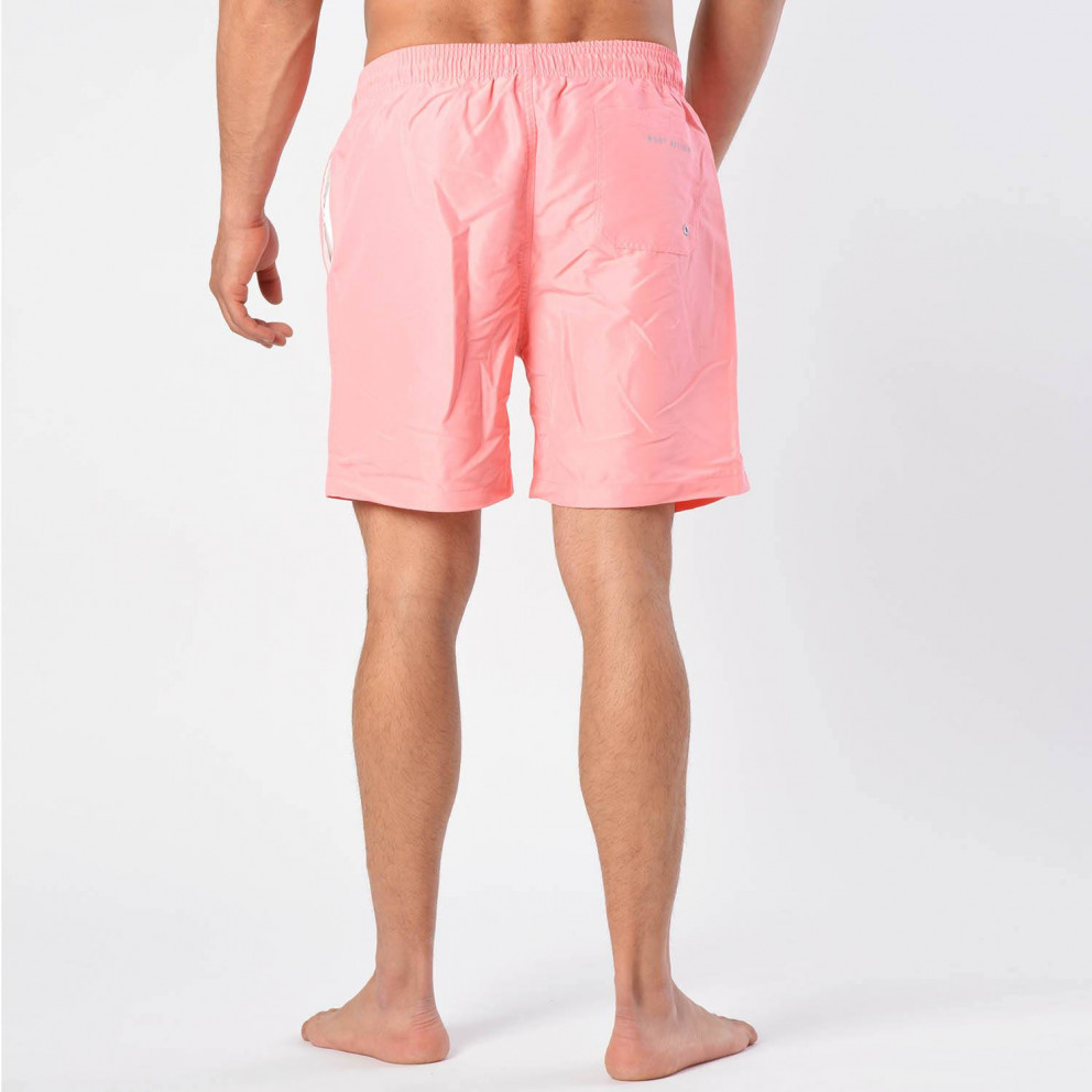 Body Action Men Mid-Length Swim Shorts