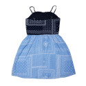 Tommy Jeans Sunny Bandana Print | Παιδικό Φόρεμα