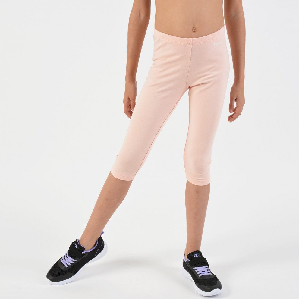 Champion Girl'S 3/4 Leggings