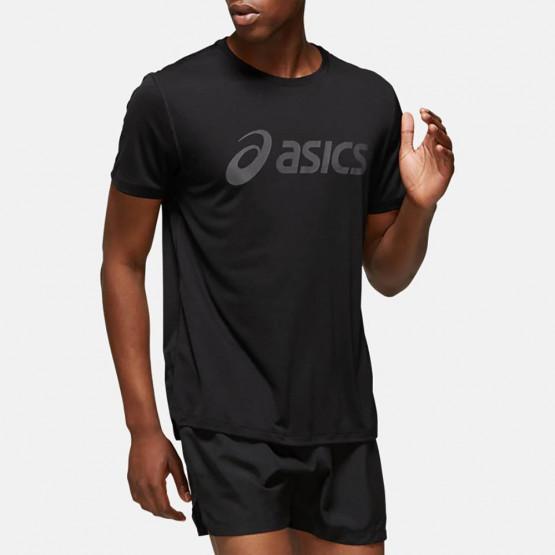 Asics Silver Aνδρικό T-Shirt