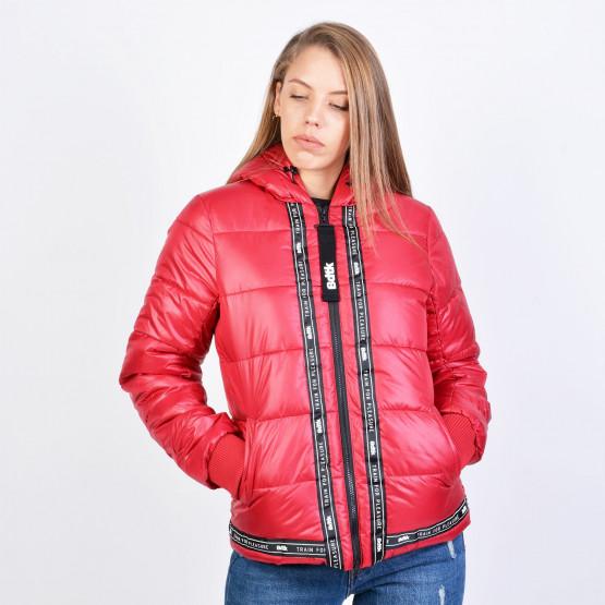 BODYTALK Hood Jacket - Γυναικείο Μπουφάν
