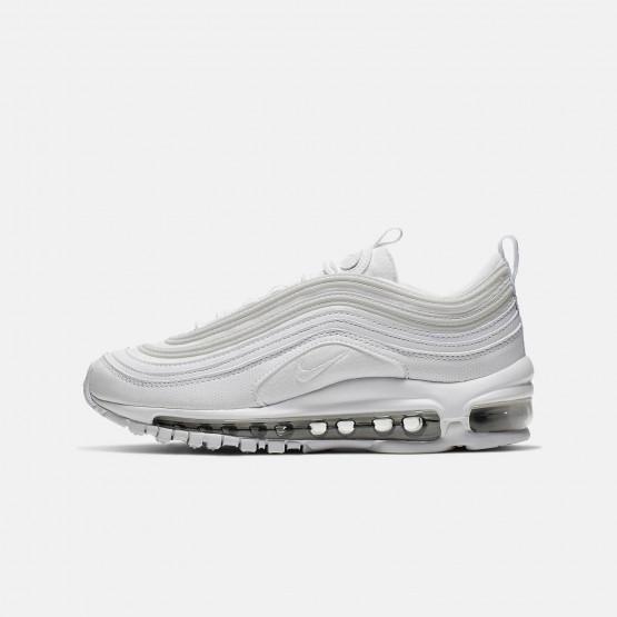 Nike AIR MAX 97 (GS) WHITE/WHITE