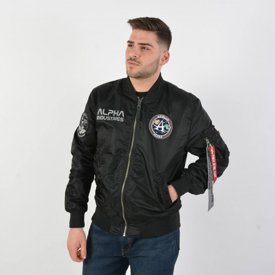 Alpha Industries MA-1 Moon Landing Rev - Ανδρικό Bomber