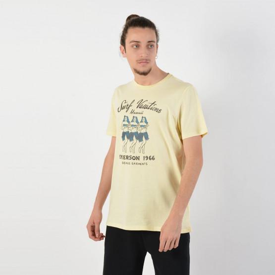 Emerson Men's Surf Vacation T-Shirt