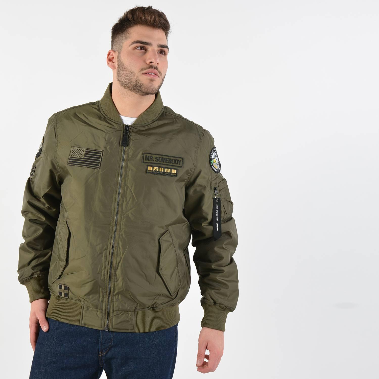 Ice Tech Men's Jacket - Ανδρικό Μπουφάν