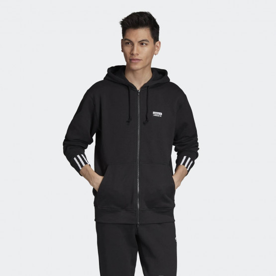 adidas Originals Full-Zip Men's Hoodie - Ανδρική Ζακέτα